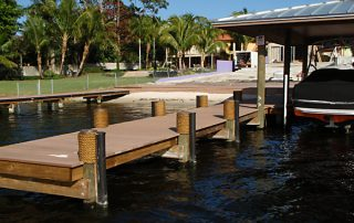 Palm Beach County boat lift