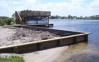 Palm Beach County custom floating docks