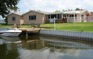 custom floating docks Palm Beach County
