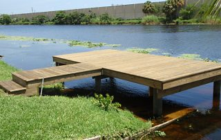 Miami-Dade County dock repair