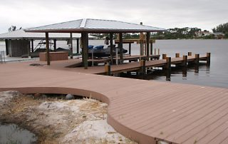Martin County dock repair