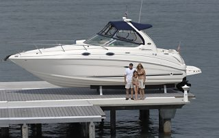 boat lifts in palm beach
