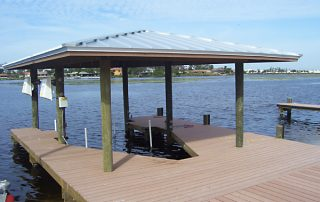 dock repair Palm Beach County