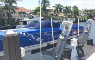 Palm Beach County dock repair