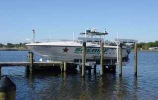 Broward County custom floating docks